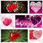 Aşk duvar fotoğrafları 2012
